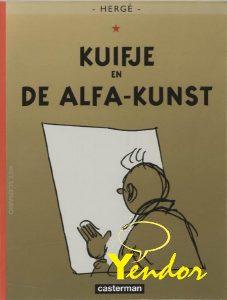 Kuifje en de Alfa-kunst
