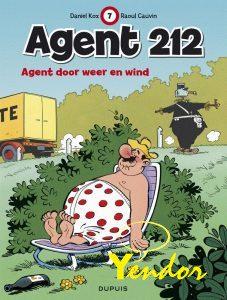 Agent door weer en wind