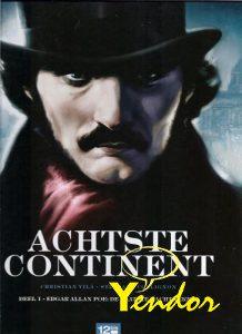 Edgar Allan Poe: de laatste nachtmerrie
