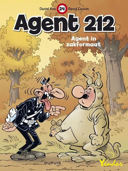 Agent in zakformaat