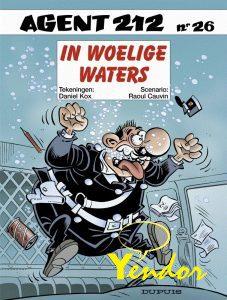 In woelige waters