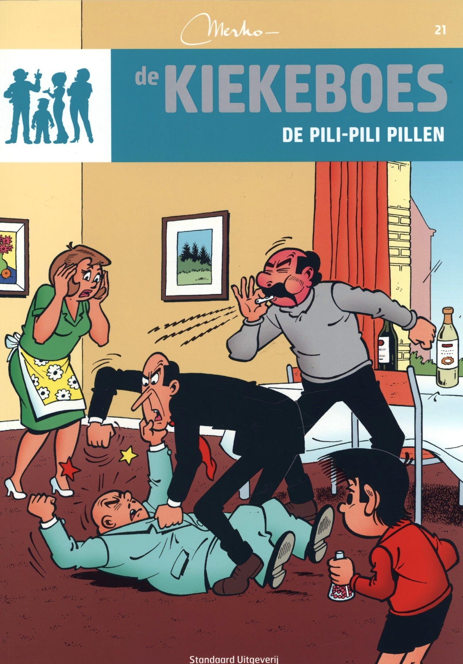 De pili-pili- pillen