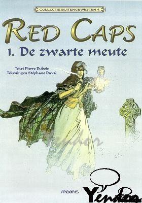 Red Caps 1 - De zwarte meute
