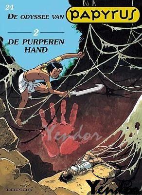 De purperen hand