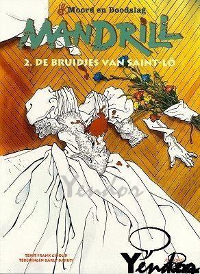 Mandrill 2 - De bruidjes van Saint-Lô