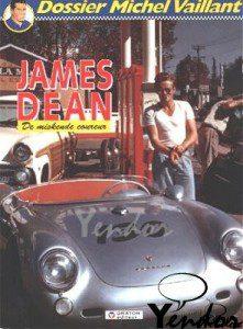 James Dean, De miskende coureur