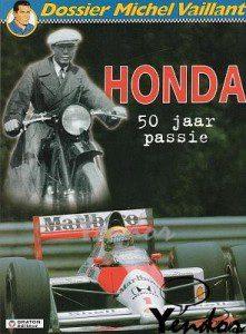 Honda 50 jaar passsie