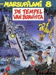 De tempel van Boavista