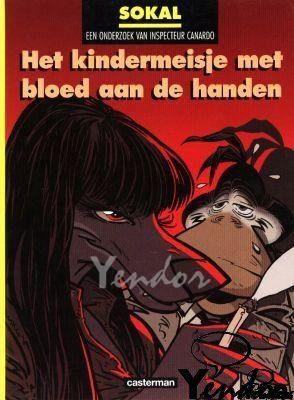 Het kindermeisje met bloed aan de handen