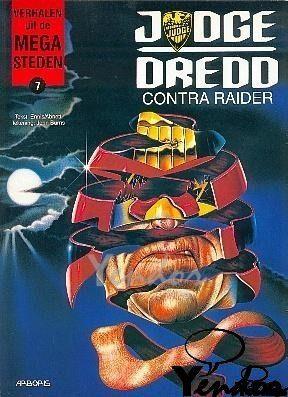 Judge Dredd contra Raider
