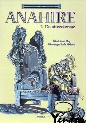 Anahire 2 - De uitverkorene