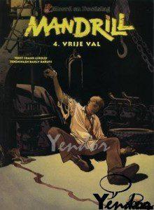 Mandrill 4 - Vrije val