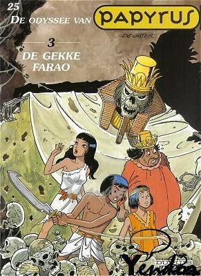 De gekke farao