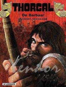 De barbaar