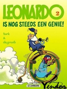 Leonardo is nog steeds een genie