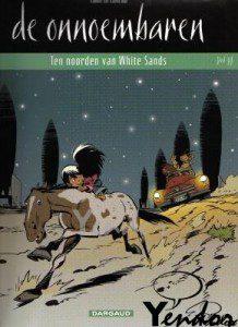 Ten noorden van White Sands