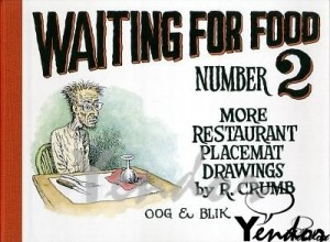 More restaurant placemat drawings