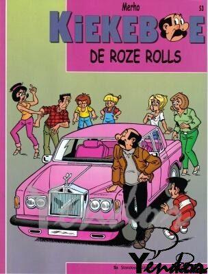 De roze Rolls