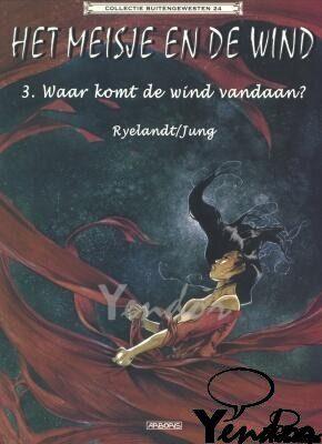 Het meisje en de wind 3 - Waar komt de wind vandaan?