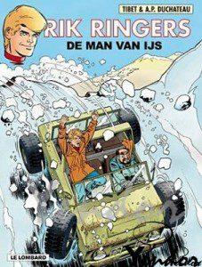 De man van ijs
