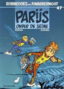 Parijs onder de Seine