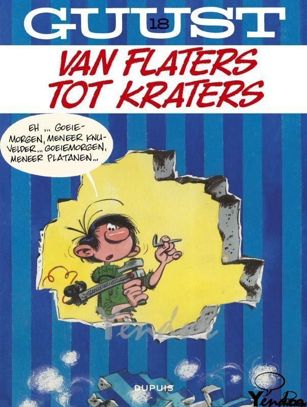 Van flaters tot kraters