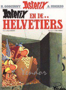 Asterix en de Helvetiers