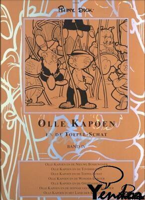 Olle Kapoen en de Toffel-schat