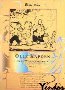 Olle Kapoen en de Wonderspiegels