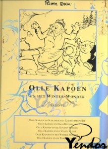 Olle Kapoen en het winter-wonder