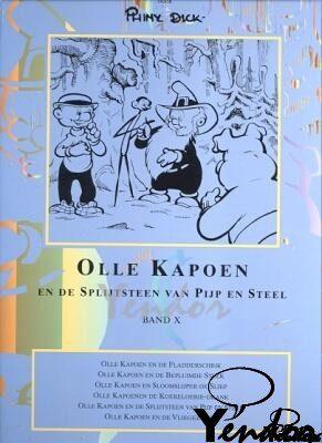 Olle Kapoen en de splijtsteen van Pijp en Steel