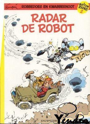 Radar, de robot