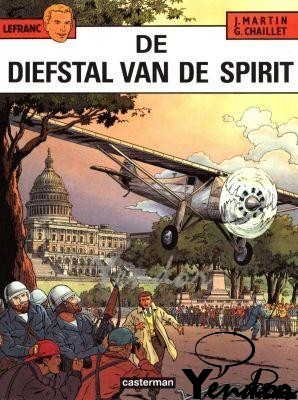 De diefstal van de spirit
