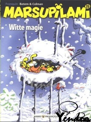Witte magie