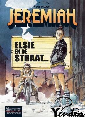 Elsie en de straat ...