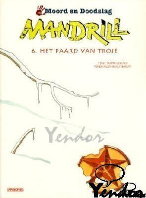Mandrill 6 - Het paard van Troje
