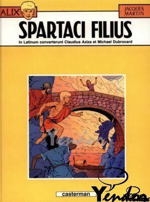 Spartaci filius  (Latijn)