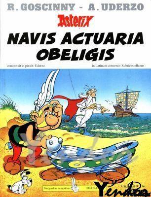 Navis actuaria Obeligis