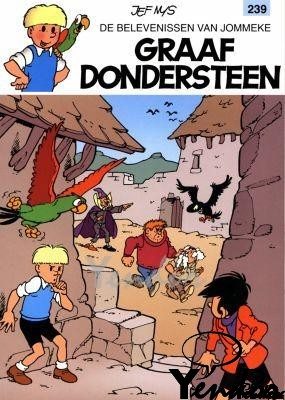 Graaf Dondersteen