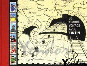 Le timbre voyage avec ... TinTin