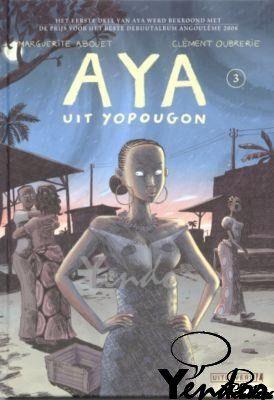 Aya uit Yopougon 3
