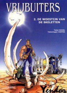 De woestijn van de skeletten