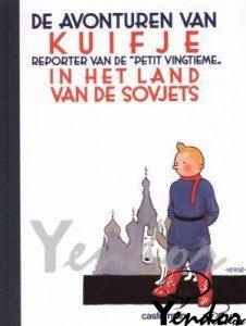 In het land van de Sovjets  (zw/wt)