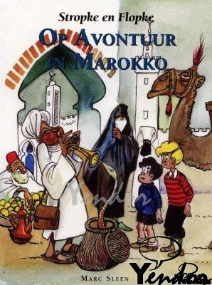 Op avontuur in Marokko