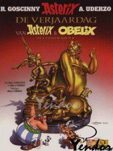 De verjaardag van Asterix en Obelix