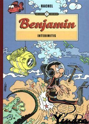 Benjamin, interimitis