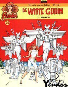 De witte godin