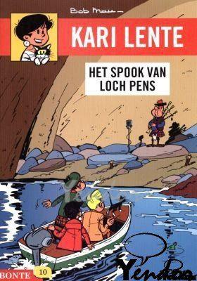 Kari Lente, Het spook van Loch Pens