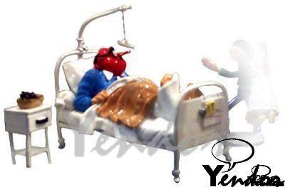 Demesmaeker in bed