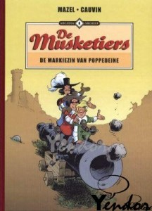 De Musketiers, De Markiezin van Poppedeine